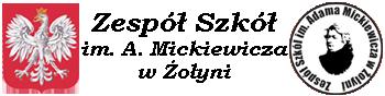 Zespół Szkół im. A. Mickiewicza w Żołyni